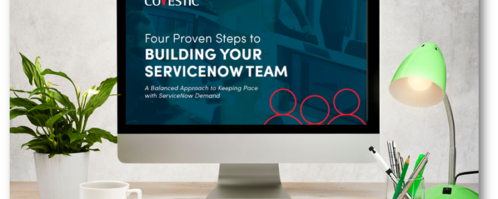 Building ServiceNow Team