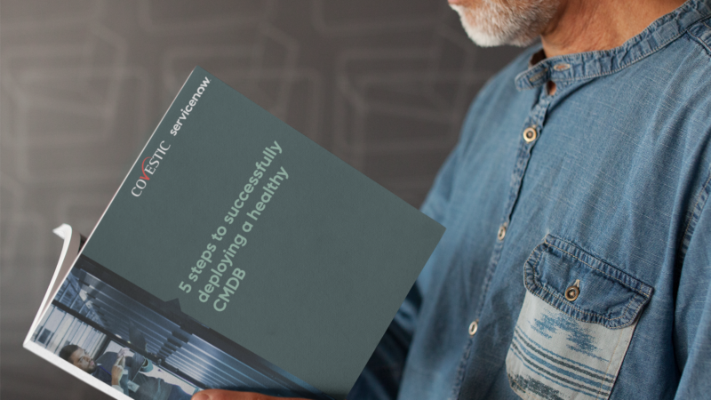 eBook: 5 Steps to Successfully Deploying a Healthy CMDB