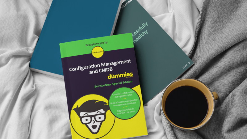 eBook: Configuration Management and CMDB for Dummies