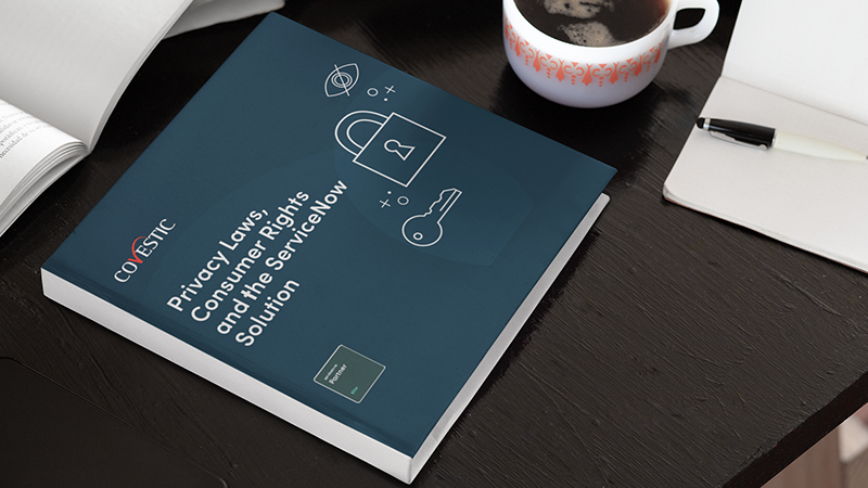 eBook: Privacy Laws, Consumer Rights and the ServiceNow Solution