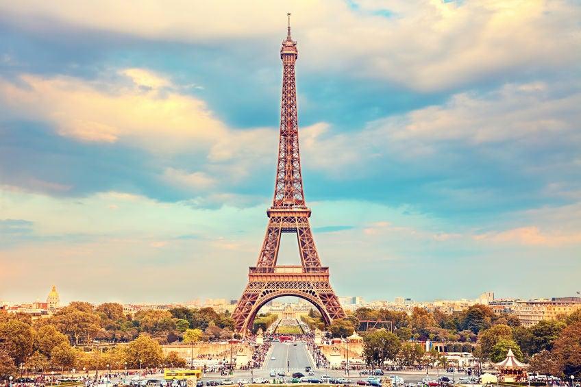 Top 5 Paris Customer Service Romantic Spots