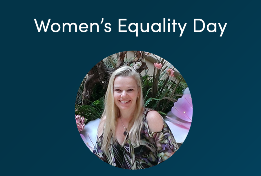 Women's Equality Day - Lisa Colter