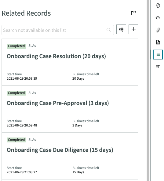 Dynamic Related Records for your CSM Agents